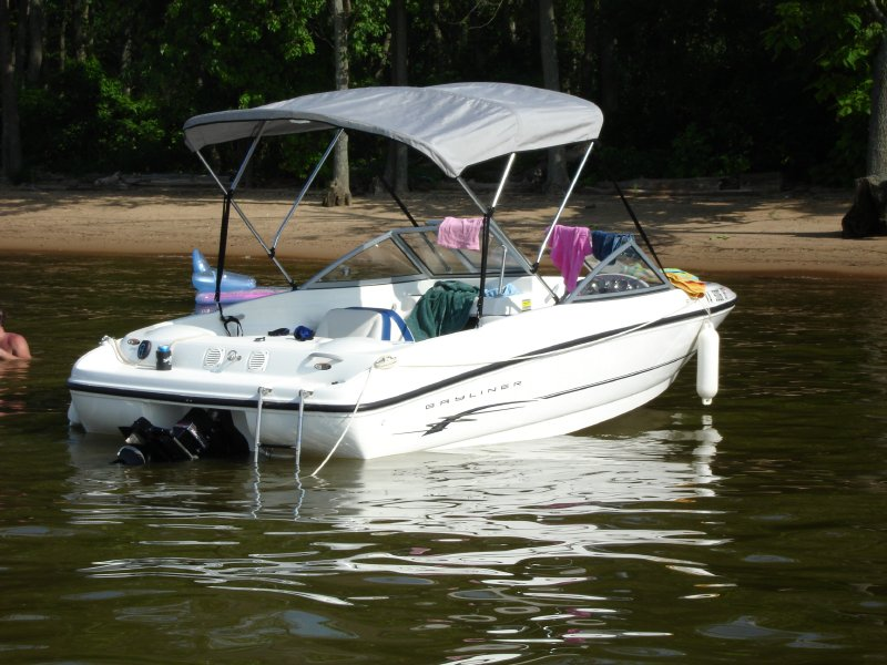 Bayliner 175, Performed exactly as advertised  Get expert advise