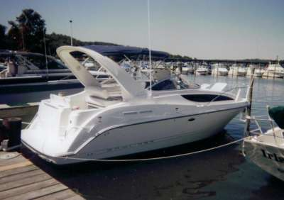 2002 Bayliner Cierra Sunbridge 2855