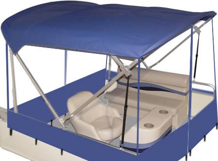 a522c2200d Looking for custom pontoon enclosures? budget pontoon enclosures ...