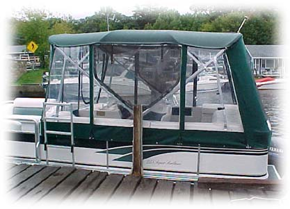 Looking For A Pontoon Boat Enclosure Budget Pontoon